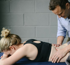 back massage physio - Ivybridge Physio and Rehab Treatment