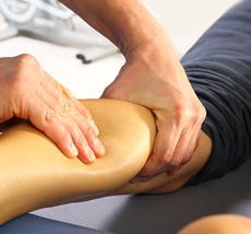 leg massage - Ivybridge Physio and Rehab Treatment